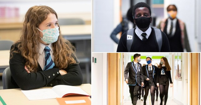 Most pupils three months behind curriculum