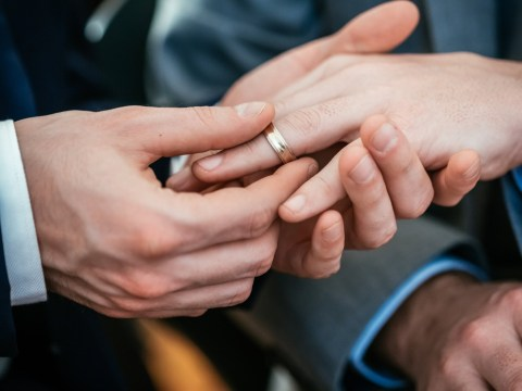 Same-sex couples can now sign up for religious weddings in Northern Ireland