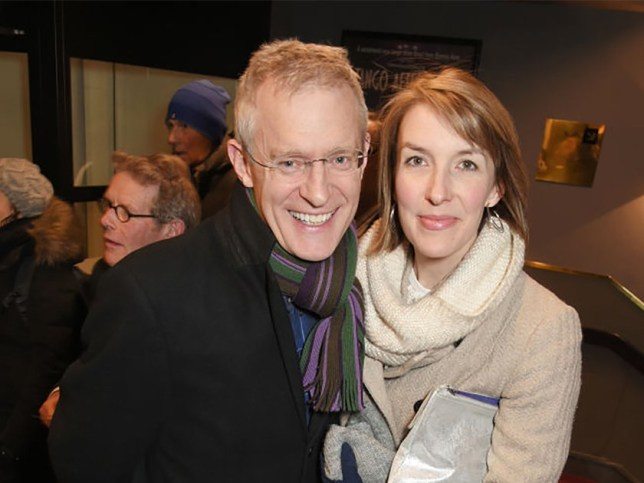 Jeremy Vine's wife to join him next week on the show