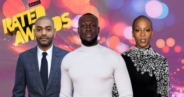 GRM Daily Rated Awards - Kano, Stormzy and Julie Adenuga