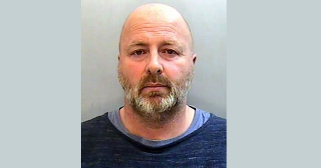 Paul Bairstow, 56, who was jailed for six years at Exeter Crown Court on September 2, 2020, for sexually abusing a seven-year-old girl then faking his suicide to avoid trial.