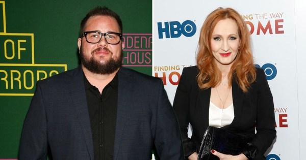 Cher and Sonny Bono's transgender son slams JK Rowling's tweets