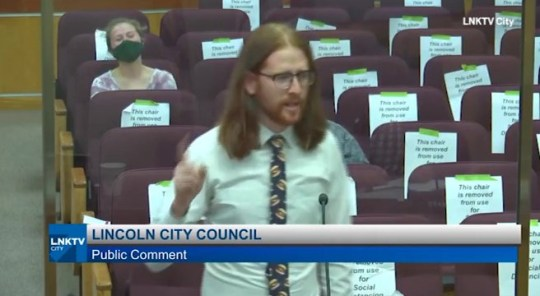 'Saucy nuggs guy' pleads with city to stop ignoring pressing issue of boneless chicken wings Pics: LNKTV City