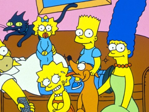 When will The Simpsons series 31 drop on Disney Plus and which celebrities will appear on it?