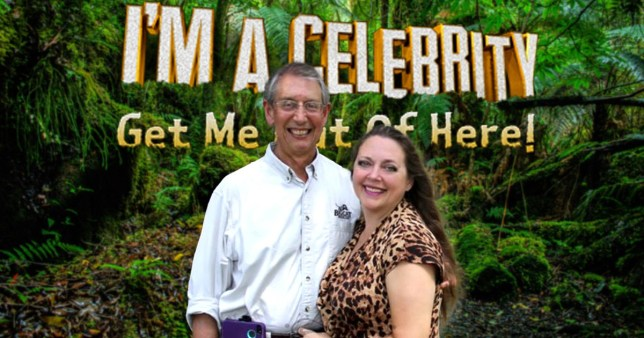 Carole Baskin husband for I'm A Celebrity after snub
