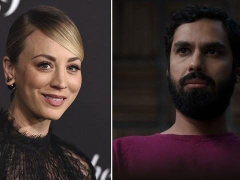 The Big Bang Theory's Kaley Cuoco reaches out to Kunal Nayyar as he teams up with Kit Harington for Criminal season 2