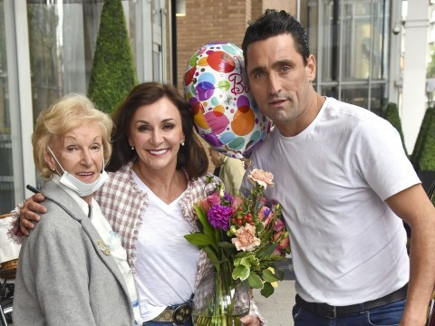 Strictly's Shirley Ballas celebrates 60th birthday in style with luxury London staycation with mum and boyfriend