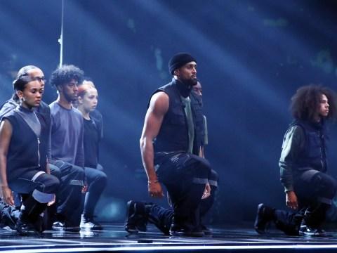 The complaints about Diversity's BLM performance prove that Britain's Got Racism, not talent