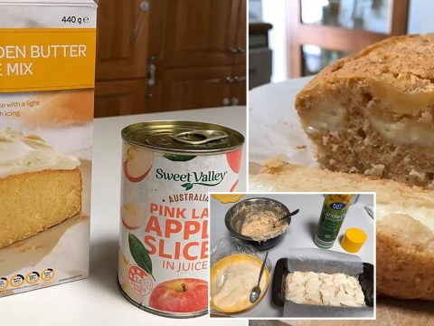 Australians are baking 'the world's easiest' two-ingredient cake and you can make it too