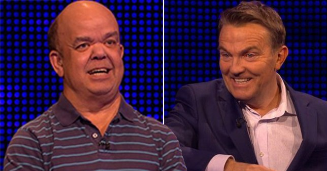 Bradley Walsh reunited with old friend and Star Wars actor on The Chase