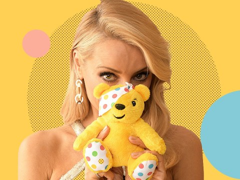 Tess Daly steps down from presenting Children In Need after 11 years
