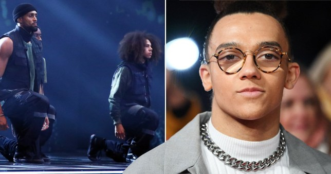 Diversity's Perri Kiely tells critic of BLM routine to 'bin yourself' |  Metro News