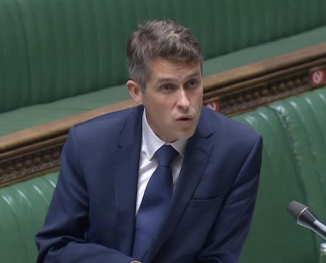 Education Secretary Gavin Williamson  responds to Shadow Education Secretary Kate Green's question about taking responsibility for the A-level exam results fiasco.