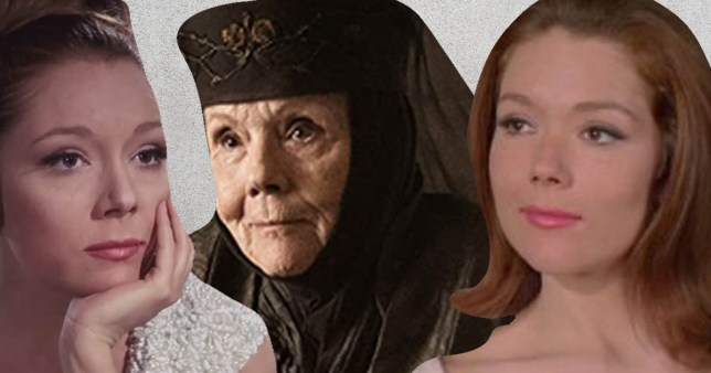 diana rigg dead career highlights from game of thrones to avengers metro news diana rigg dead career highlights from