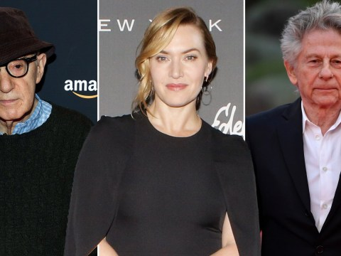 Kate Winslet regrets working with Woody Allen and Roman Polanski: 'What the f*** was I doing?'