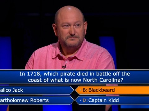 Who won Who Wants To Be a Millionaire last night?