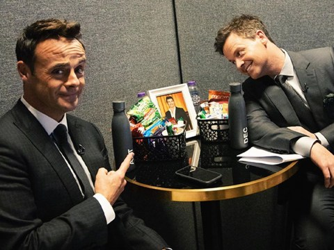 Ant and Dec pay tribute to Simon Cowell ahead of Britain's Got Talent semi-final: 'Missing you'