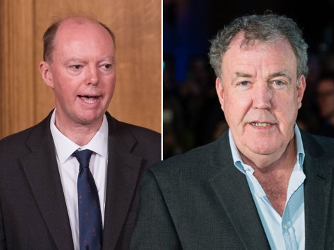 Jeremy Clarkson on his doubts over Chris Whitty's science as he says the UK is 'paralysed' because of the pandemic