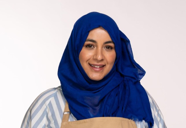 Sura from The Great British Bake Off 2020