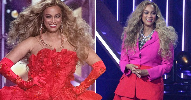 DWTS - Tyra Banks makes debut as host