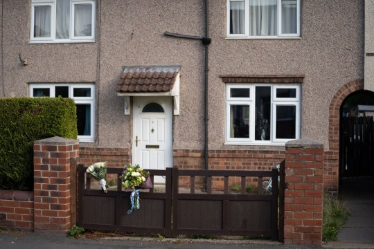 The house where a 12-day-old baby was mauled to death by a dog, Welfare Road, Doncaster. September 15 2020. Two people have been arrested after a 12-day-old baby died after being attacked by a dog in Doncaster. Emergency services were called to Welfare Road, Woodlands, at about 15:30 on Sunday after reports of a dog attacking a child, police said. The baby had been bitten by a dog causing serious injuries, South Yorkshire Police added. A 35-year-old man and a 27-year-old woman have been arrested on suspicion of gross negligence manslaughter. They have both been bailed while inquiries take place, the force said. The newborn was taken to hospital but died a short time later.