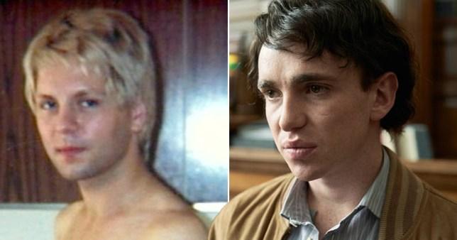 The Dennis Nilsen victim who escaped serial killer?s clutches Pics: ITV/Rex