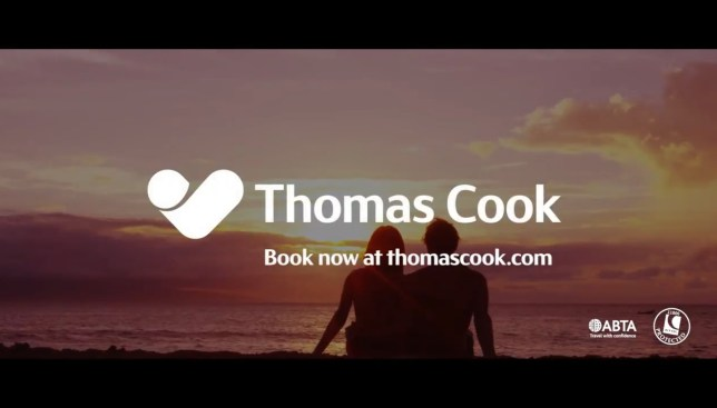 Thomas Cook relaunches online
