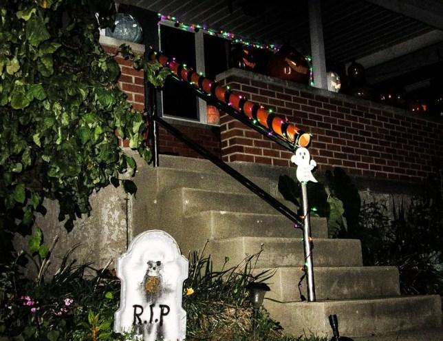 Man creates genius halloween chute to allow kids to trick or treat socially distanced