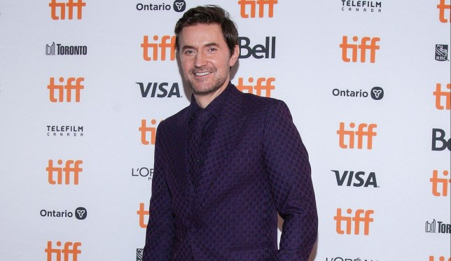 Mandatory Credit: Photo by PICJER/imageSPACE/REX (10404376i) Richard Armitage 'My Zoe' premiere, Arrivals, Toronto International Film Festival, Canada - 07 Sep 2019