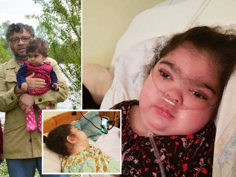 Father dragged from dying daughter's bedside fighting to change law