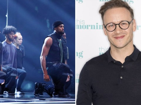 Kevin Clifton hits back at Strictly Come Dancing troll as he praises Diversity's Britain's Got Talent dance