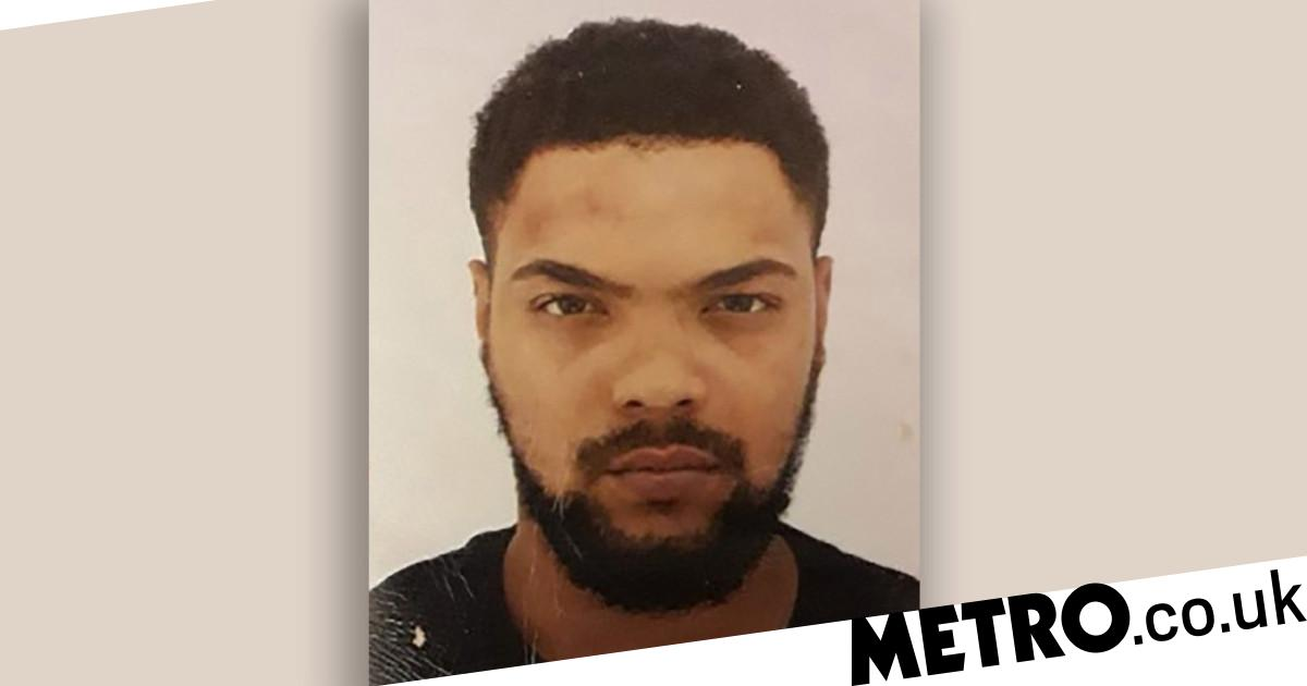 Murder victim, 23, whose body was found on fire in the street is pictured - metro
