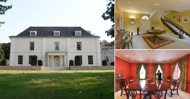 Manor house for sale BNPS