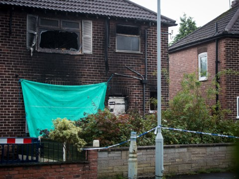 Woman, 64, arrested for murder after man killed in house fire