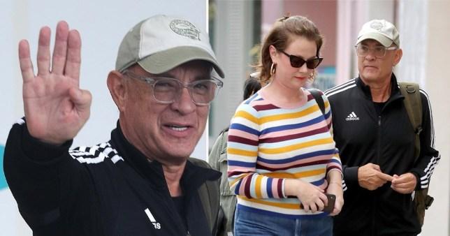Tom Hanks in Australia