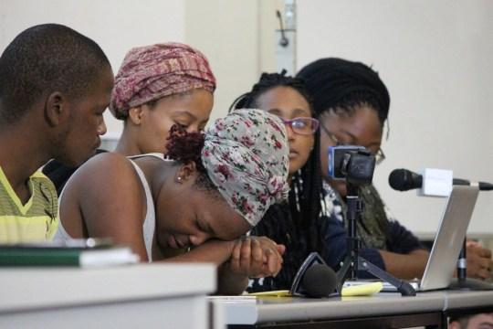 Étudiant banni à vie de l'université pour avoir protesté contre le viol METRO GRAB - autorisation donnée au journaliste Photo: Victoria Briggs