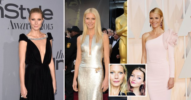 Gwyneth Paltrow has saved all her iconic red carpet dresses for daughter Apple