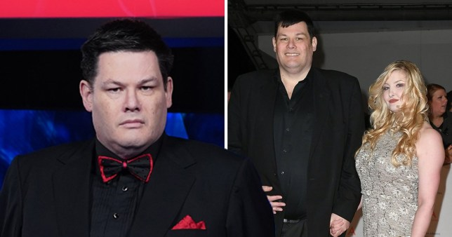 The Chase star Mark Labbett signs up to Celebs Go Dating after marriage breakdown Rex Features