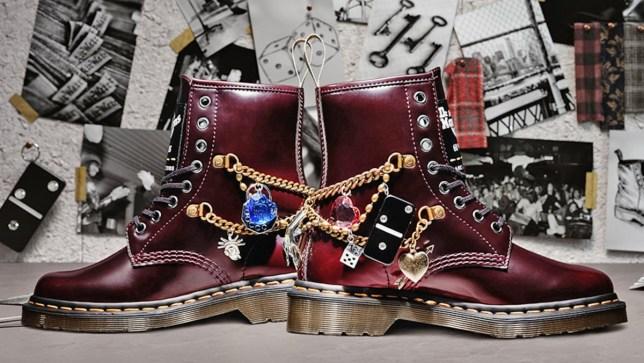 Dr Martens X Marc Jacobs 1460 boot
