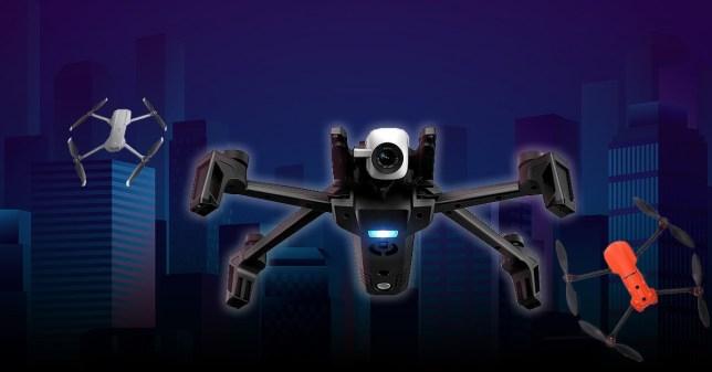 COMP: tech - dronespicture: suppliedMETROGRAB