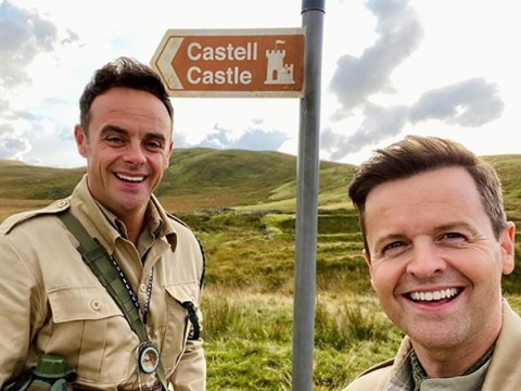 Ant and Dec arrive at I'm A Celebrity Welsh castle amid fears local lockdown laws will wreak havoc