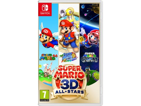 UK store cancels Super Mario 3D All-Stars pre-orders due to lack of stock