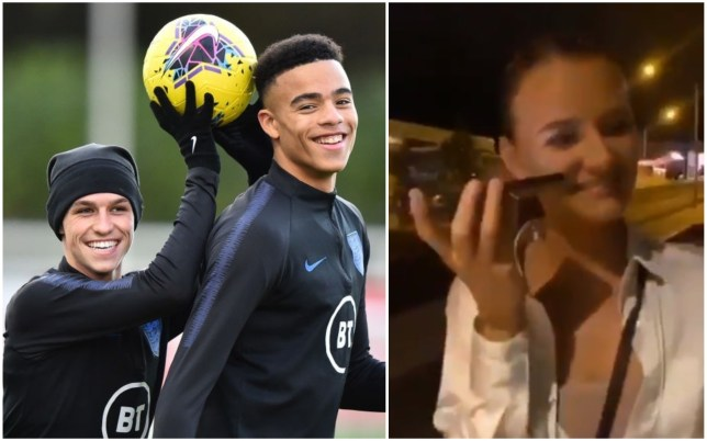 Phil Foden and Mason Greenwood have been dropped by England after meeting two women in Iceland