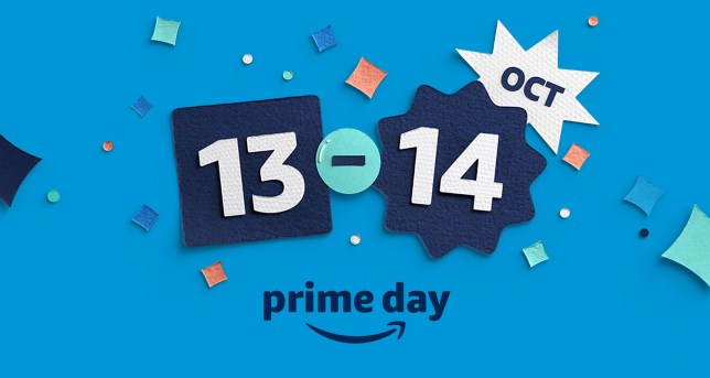 Amazon Prime Day is happening on October 13 and 14 this year (Amazon)