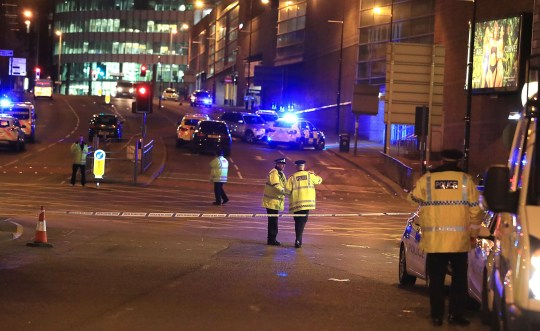 File photo dated 23/05/17 of emergency services at Manchester Arena after Salman Abedi launched a suicide attack during an Ariana Grande gig. Opportunities to stop the Manchester Arena bombing were missed as a result of a catalogue of failings by security services, a major new report has concluded. PRESS ASSOCIATION Photo. Issue date: Thursday November 22, 2018. Abedi, 22, first came to the attention of MI5 in December 2010 and was briefly investigated by the agency in 2014. See PA story POLITICS Terror. Photo credit should read: Peter Byrne/PA Wire