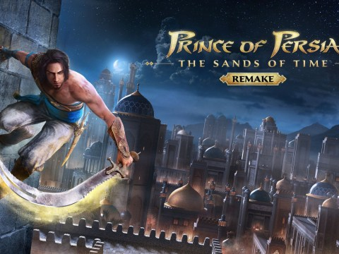 Prince Of Persia: The Sands Of Time remake out in January – still looks not great
