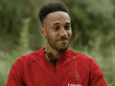 'We have to play hard' – Pierre-Emerick Aubameyang calls on Arsenal team-mates to step up against Liverpool