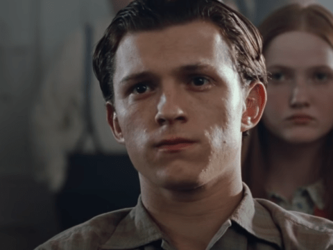 Tom Holland fans demand Oscar nod as The Devil All The Time finally lands on Netflix