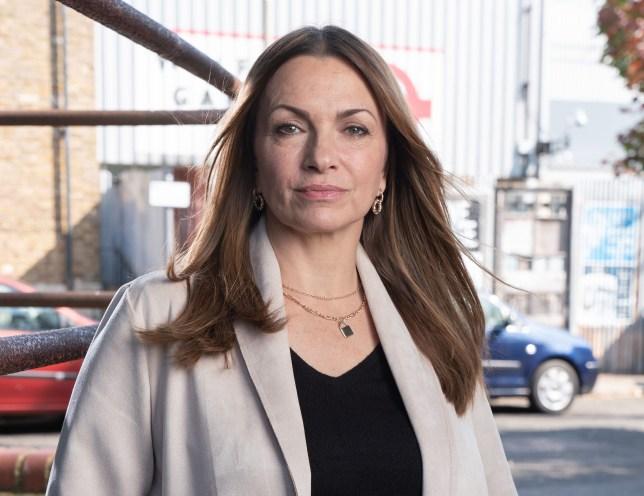 Simone Lahbib in EastEnders