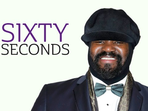 Sixty Seconds: Gregory Porter on losing his brother to Covid, waking up the Queen and a love of hats